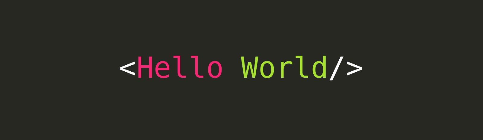 :: 1,2,3 Hello World :tada: !